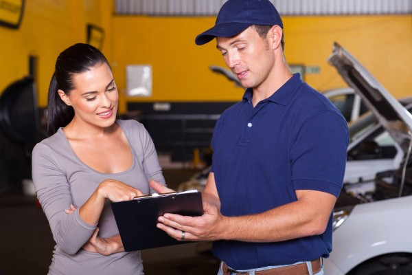 Highly trained staff part of our complete smash repair service